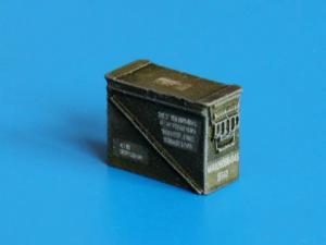 Plus Model U.S. Ammunition case - modern