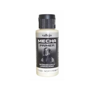 Vallejo Mecha Primer, Ivory 60ml