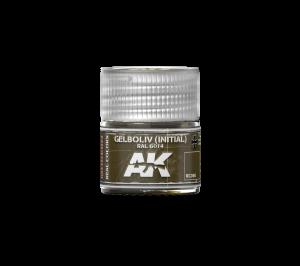 AK Interactive Gelboliv (Initial) RAL 6014 10ml