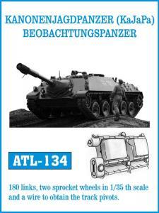 Friulmodel KanonenJagdPanzer (KaJaPa)/Beobachtungspanzer - Track Links