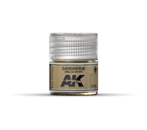 AK Interactive Sandbeige RAL 1039 - F9  10ml