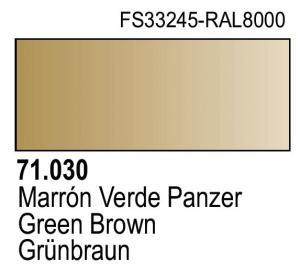 Vallejo Model Air 030 - Green Brown