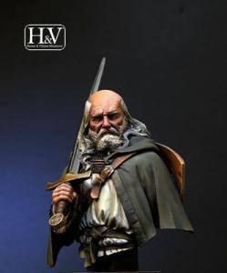 Heroes & Villains Jacques Bernard de Molay 1/12