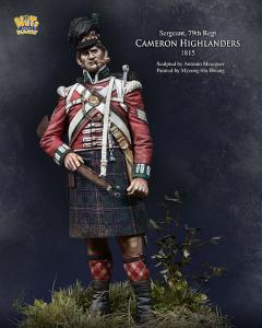 Nuts Planet Cameron Highlanders