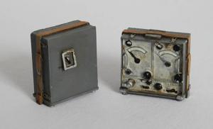 Plus Model German wireless station WWII Torn.Fu.b1