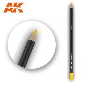 AK Interactive Watercolor Pencil Yellow