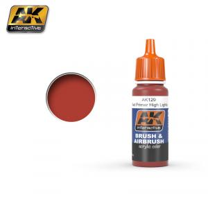AK Interactive Red Primer High Lights 17 ml