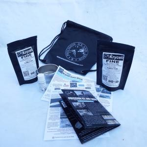 Precision Ice & Snow Ice & Snow kit - fine and extra