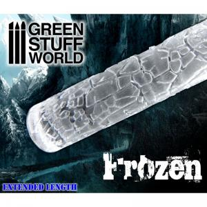 Green Stuff World Rolling Pin - Frozen