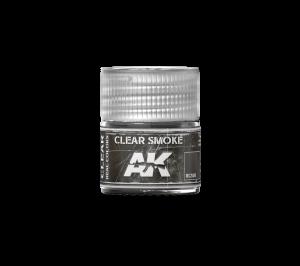AK Interactive Clear Smoke 10ml