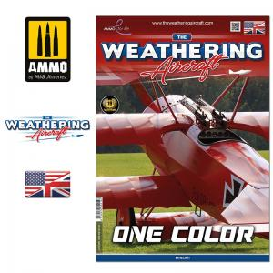 Ammo Mig Jimenez THE WEATHERING AIRCRAFT #20 - One Color ENGLISH