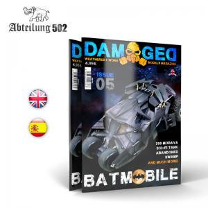 Abteilung 502 MS - DAMAGED, Worn and Weathered Models Magazine - 05 (English)