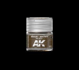 AK Interactive Braun-Brown RAL 8010 10ml