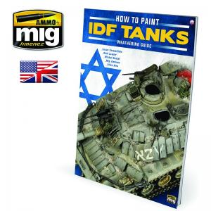 Ammo Mig Jimenez The Weathering Special - How to Paint Israeli Tanks