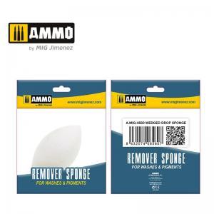 Ammo Mig Jimenez Wedge Drop Sponge