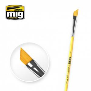 Ammo Mig Jimenez 6 Synthetic Angle Brush