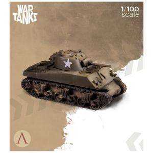 Scale75 SHERMAN M4A3