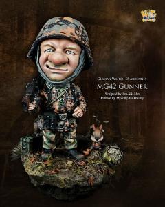 Nuts Planet MG-42 Gunner