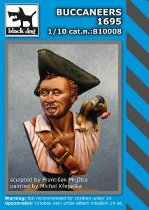 Black Dog Buccaneers 1695, 1/10