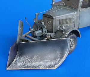 Plus Model German medium snow plow type K