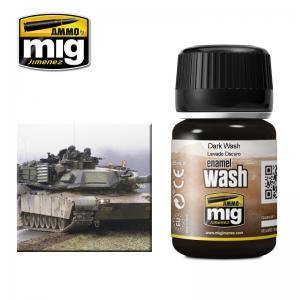 Ammo Mig Jimenez Dark Wash