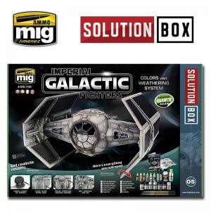 Ammo Mig Jimenez Imperial Galactic Fighters Solution Box
