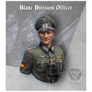 Scale75 BLAUE DIVISION OFFICER