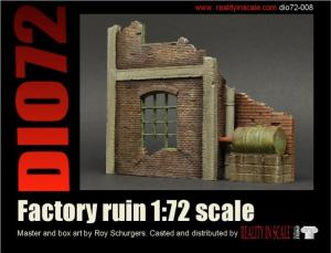 Reality in Scale Factory Ruin