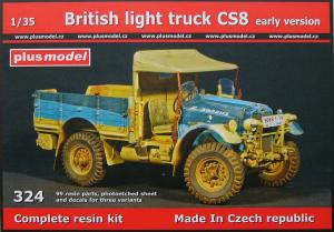 "Plus Model British Light Truck CS8 ""Early Version"""