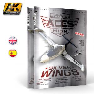 AK Interactive Issue 7. A.H. SILVER WINGS English