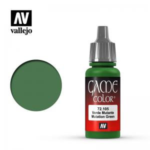 Vallejo Game Color - Mutation Green