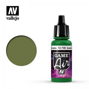 Vallejo Game Air - Goblin Green