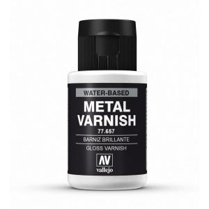 Vallejo Gloss Varnish, 32ml.