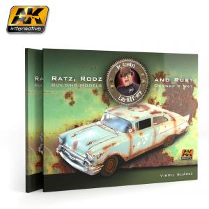 AK Interactive RATZ. ROD(Z) AND RUST - English