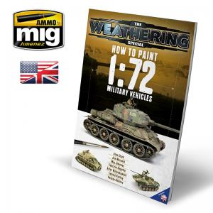 Ammo Mig Jimenez How to Paint 1:72 Military Vehicles