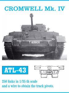 Friulmodel Cromwell Mk.IV - Track Links