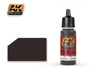 AK Interactive BLACK GREY / BLCAK UNIFORM DARK SHADE