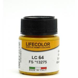 LifeColor ochre - 22ml