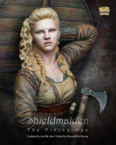Nuts Planet Shieldmaiden