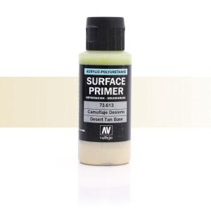 Vallejo Primer, Desert Tan, 60 ml