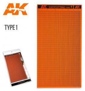 AK Interactive EASYCUTTING BOARD TYPE 1