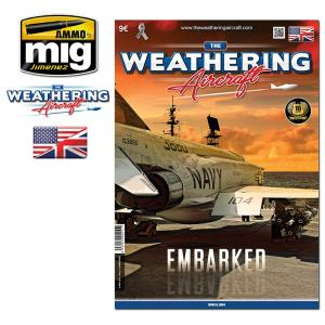 Ammo Mig Jimenez The Weathering Aircraft #11, Embarked