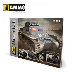 Ammo Mig Jimenez Panzer I & II