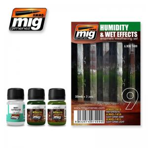 Ammo Mig Jimenez Humidity And Wet Effects