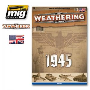 Ammo Mig Jimenez The Weathering Magazine #11, 1945.