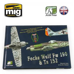Ammo Mig Jimenez Focke Wulf Fw 190 & Ta 152