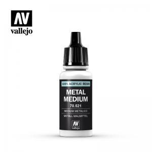 Vallejo Model Color 191 - Metal Medium