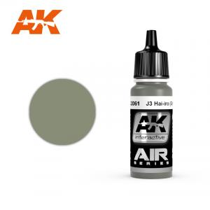 AK Interactive J3 HAI-IRO (GREY)