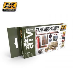 AK Interactive TANK ACCESORIES