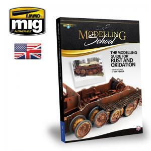 Ammo Mig Jimenez The Modeling Guide For Rust and Oxidation